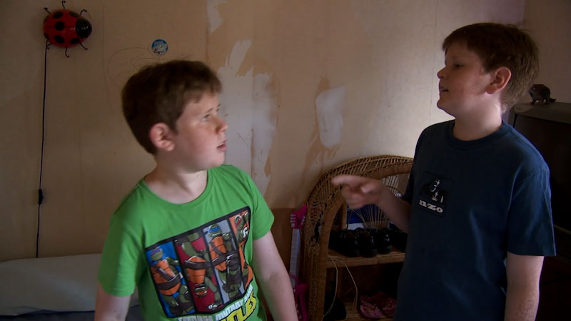 Still image from: Against the Odds: Unlocking Autism