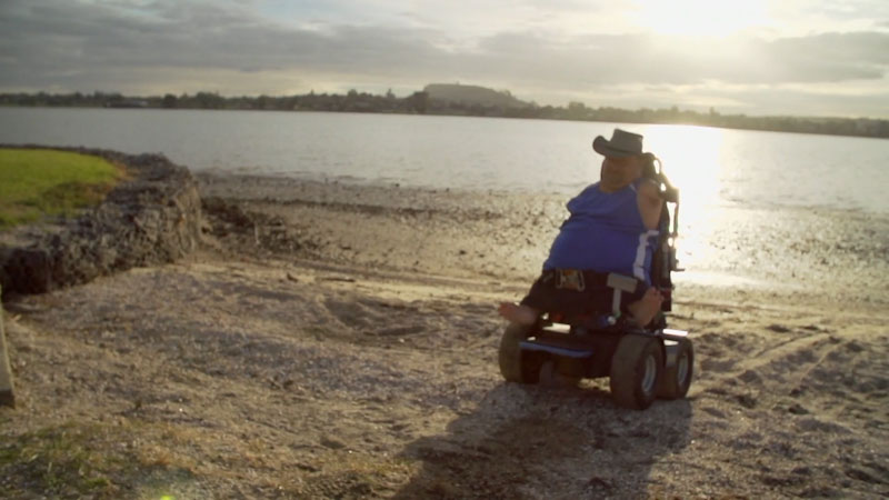 Still image from: Against the Odds: Beyond Thalidomide