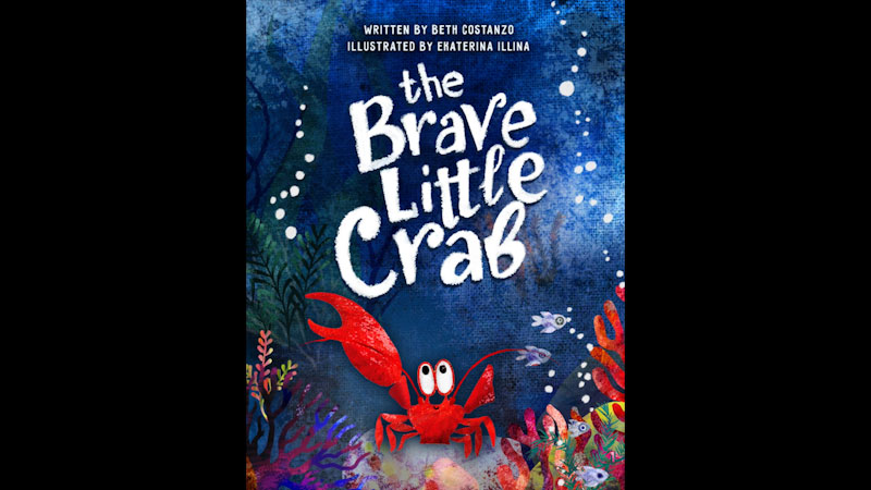 Still image from: The Brave Little Crab