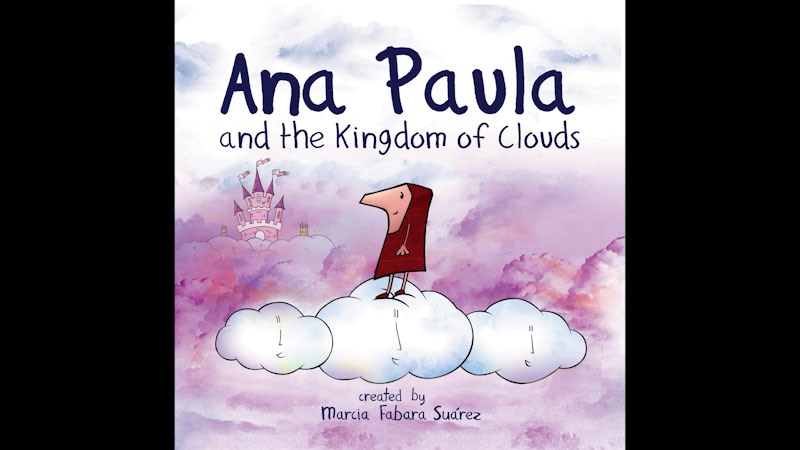 Still image from: Ana Paula and the Kingdom of Clouds