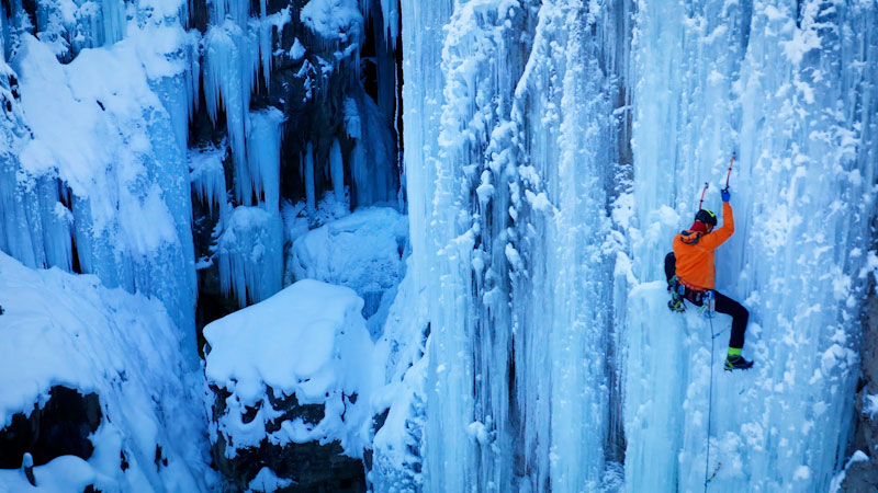 Still image from: Overview: How a Mind-Blowing World of Ice Gets Made
