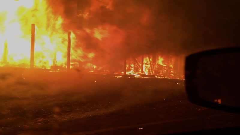 Still image from: Weathered: We Can't Stop Wildfires--But Here's How We Live With Them