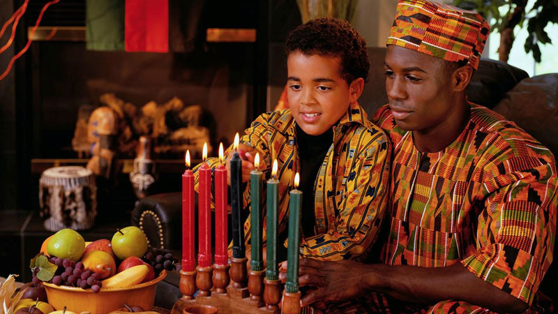 Still image from: Kwanzaa! A Cultural Celebration