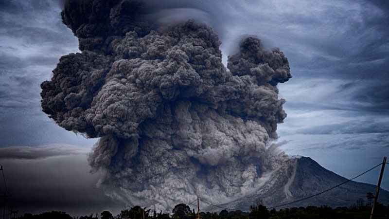Still image from: Eons: How Volcanoes Froze the Earth (Twice)