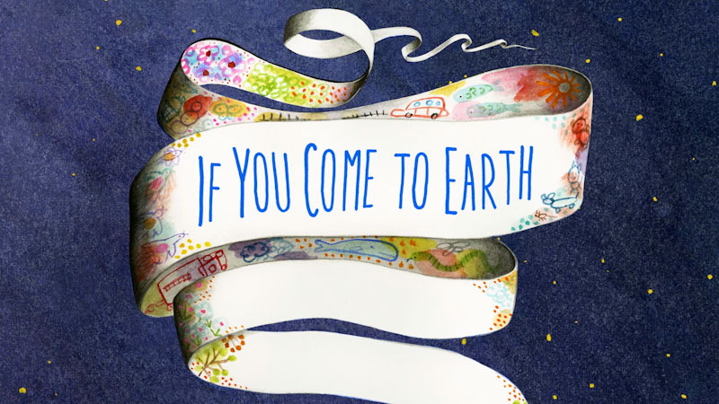 Still image from: If You Come to Earth