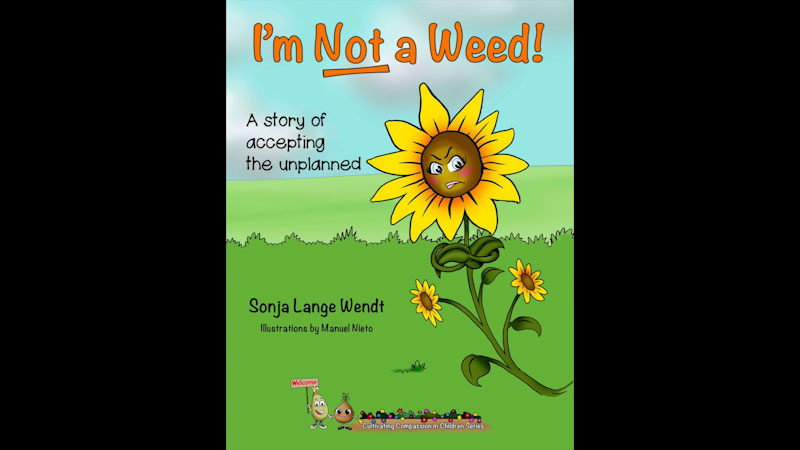 Still image from: I'm Not a Weed!