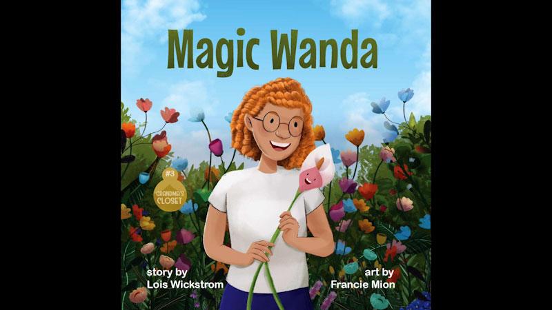 Still image from: Grandma's Closet: Magic Wanda