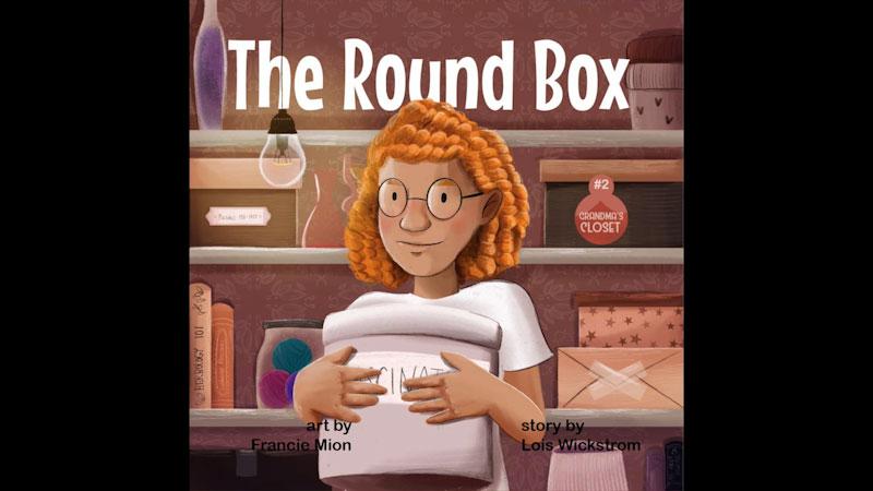 Still image from: Grandma's Closet: The Round Box