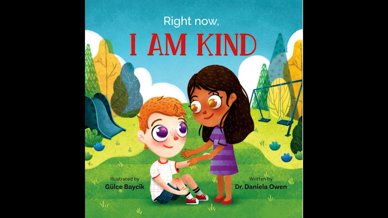 Still image from: Right Now, I Am Kind