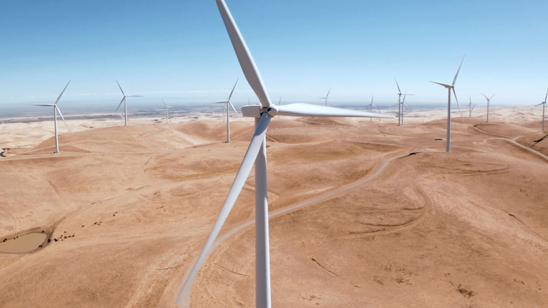 Still image from: Overview: Why Oil Country Is Turning to Wind Power