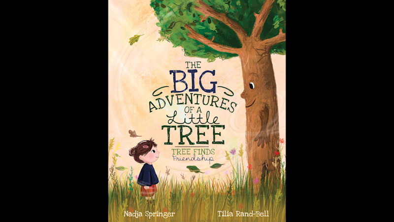 Still image from: The Big Adventures of a Little Tree