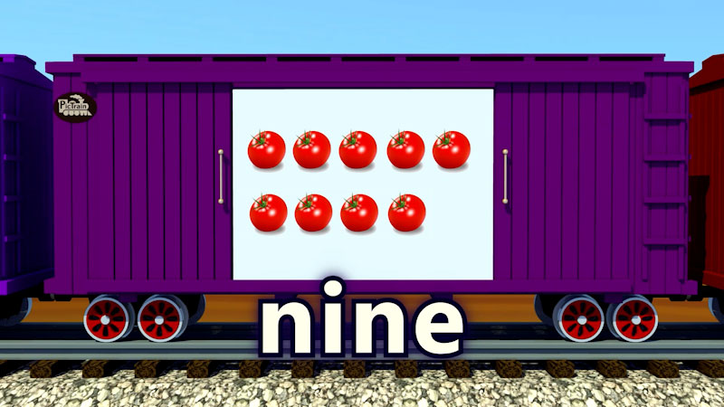 Still image from: PicTrain: Counting Tomatoes
