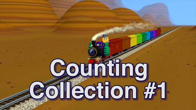 Still image from: PicTrain: Counting Collection