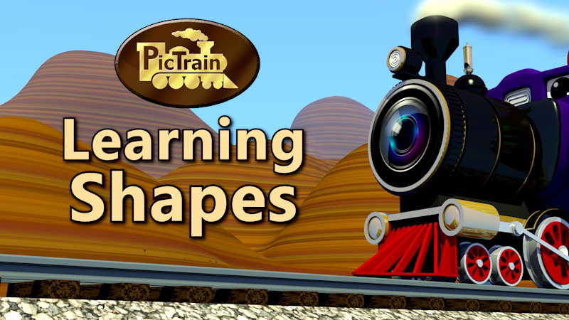 Still image from: PicTrain: Learning Shapes