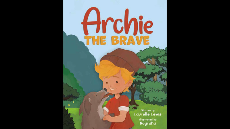 Still image from: Archie the Brave