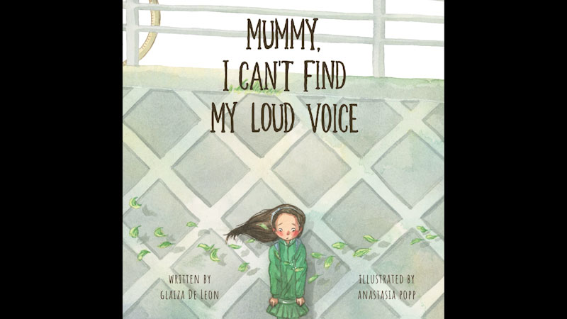 Still image from: Mummy, I Can't Find My Loud Voice