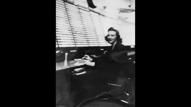 Still image from: First Female Air Traffic Controller