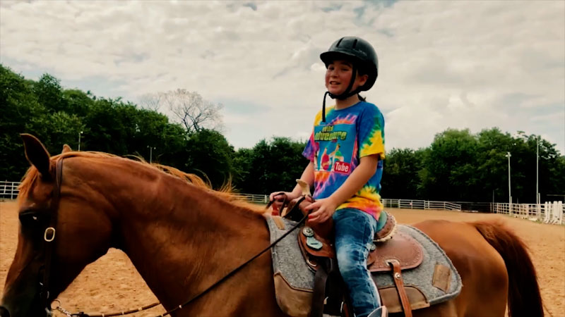 Still image from: Learn How to Ride a Horse