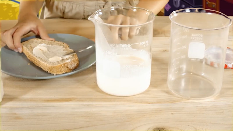 Still image from: Wild Explorers: Make Your Own Butter!