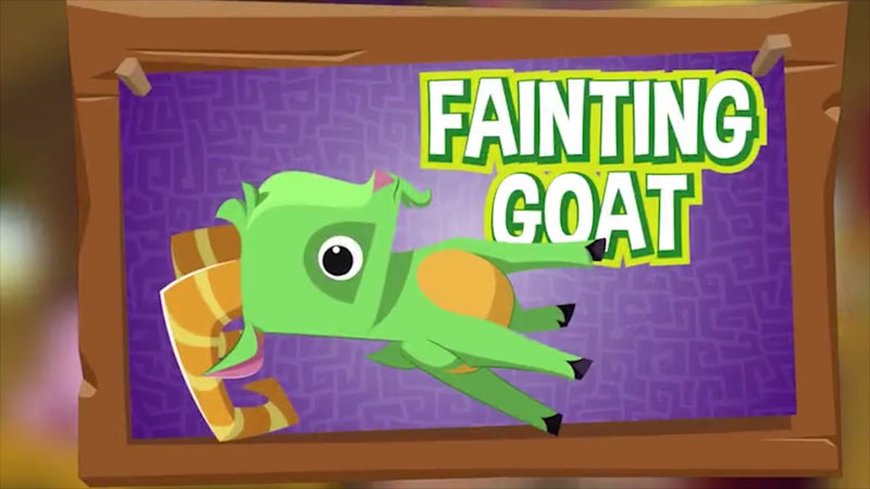 Still image from: Wild Explorers: 10 Facts About Goats!