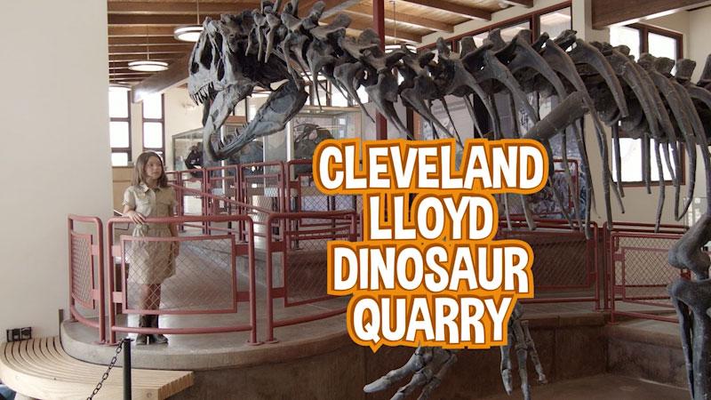 Still image from: Wild Explorers: Dinosaur Top Ten!