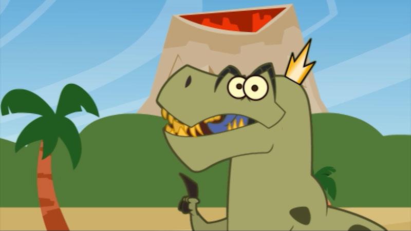 Still image from: I'm a Tyrannosaurus Rex