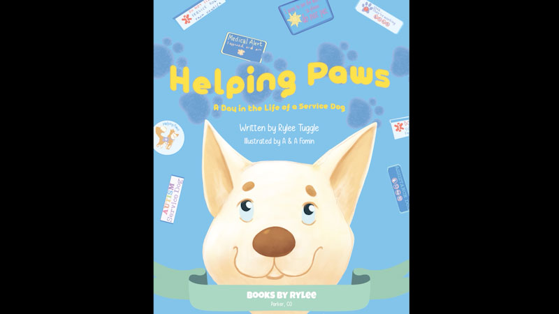 Still image from: Helping Paws: A Day in the Life of a Service Dog