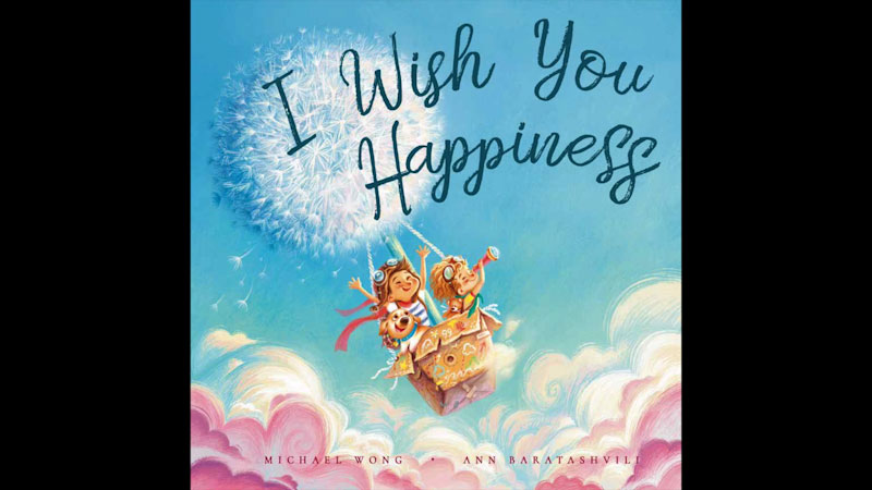 Still image from: I Wish You Happiness