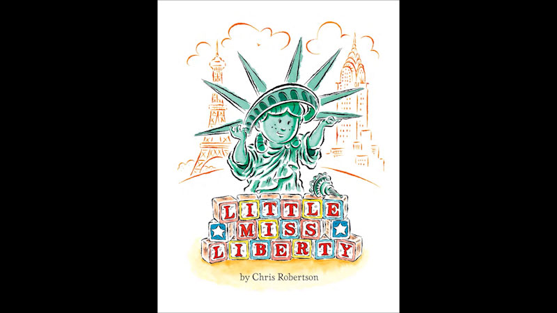 Still image from: Little Miss Liberty