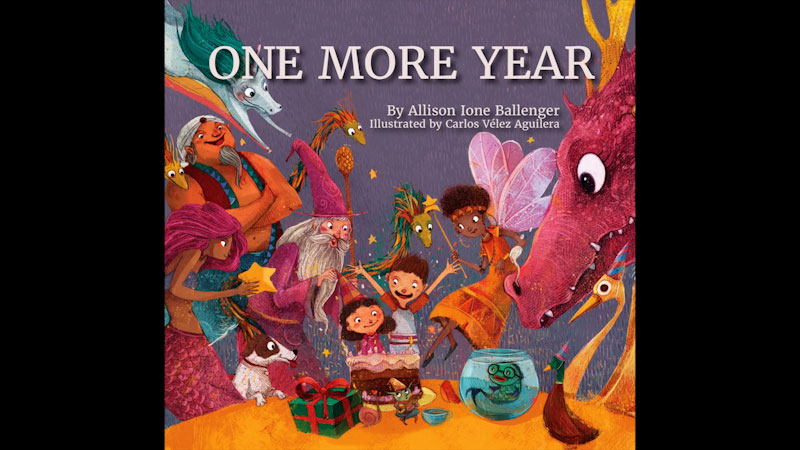 Still image from: One More Year
