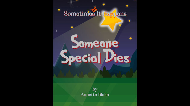 Still image from: Sometimes It Happens: Someone Special Dies