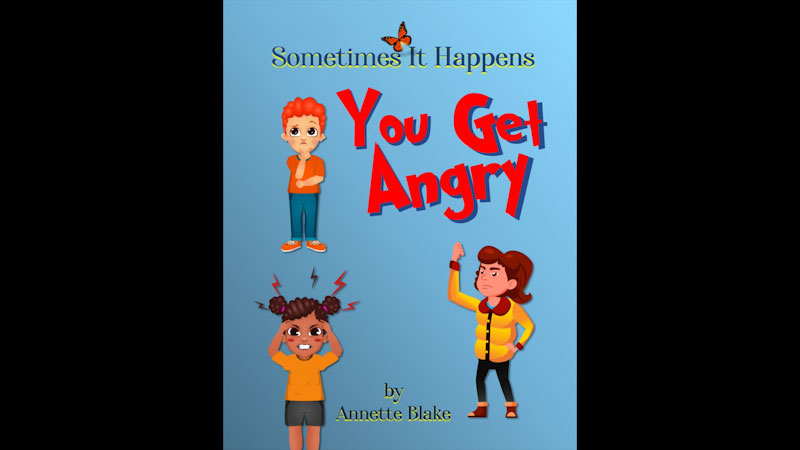 Still image from: Sometimes It Happens: You Get Angry