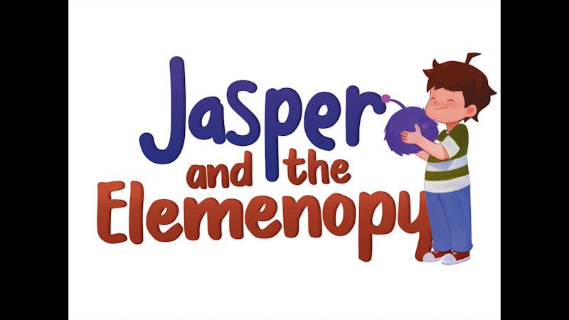 Still image from: Jasper and the Elemenopy