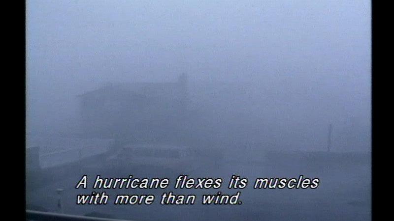 Still image from Hurricane