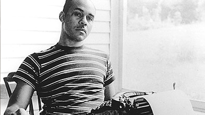 Still image from Ralph Ellison: The Self-Taught Writer