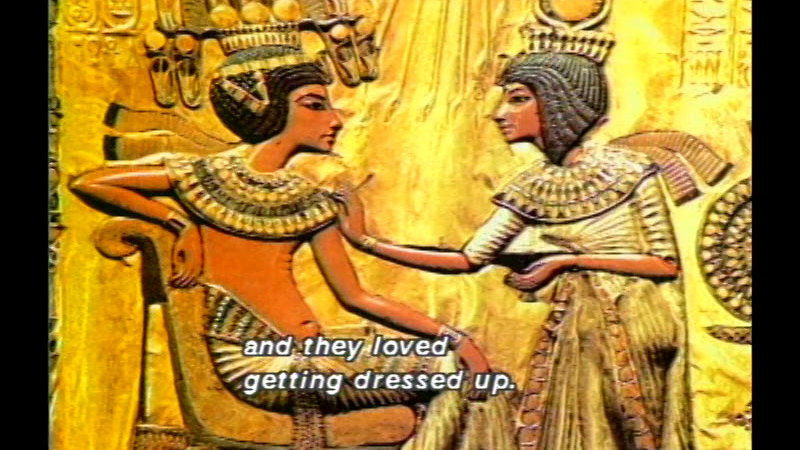 Still image from: Egypt