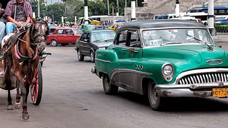 Still image from: Inside Castro's Cuba