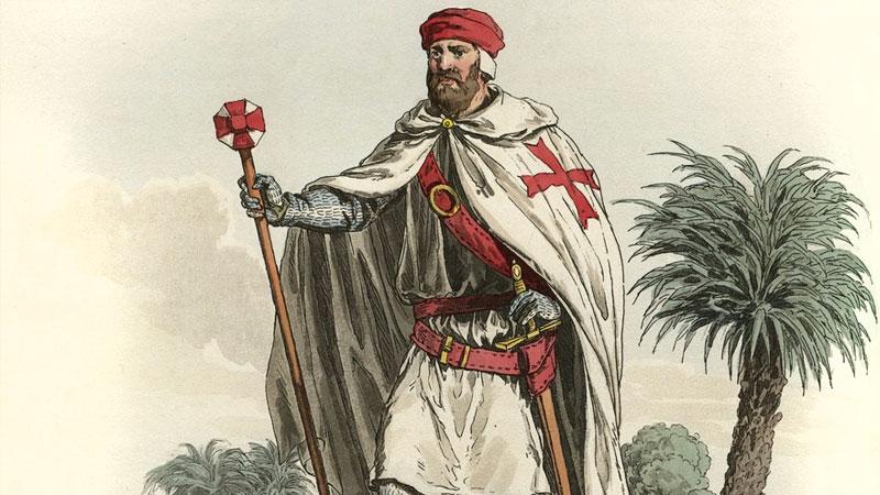 Still image from: Knights Templar