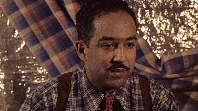 Still image from: Langston Hughes: The Dream Keeper