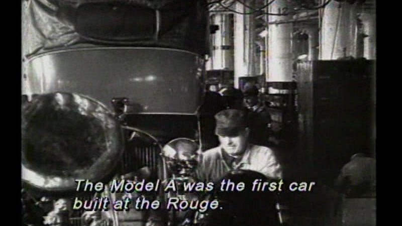 Still image from The Rouge