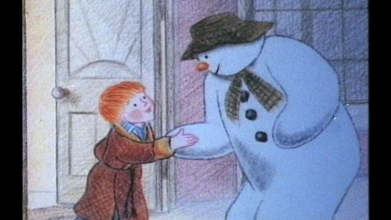 Still image from: The Snowman