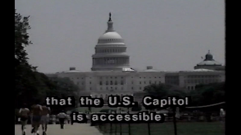 Still image from Deaf Mosaic #404