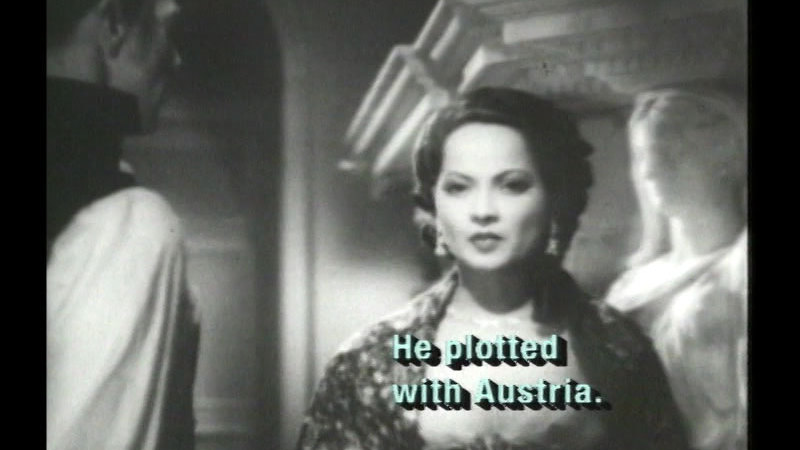 Still image from: The Scarlet Pimpernel