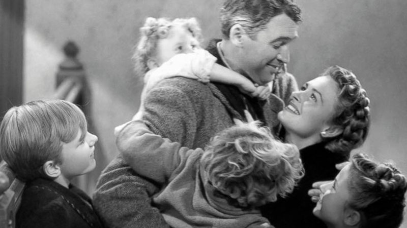 Still image from It's A Wonderful Life