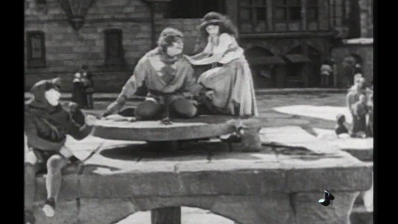 Still image from: The Hunchback of Notre Dame