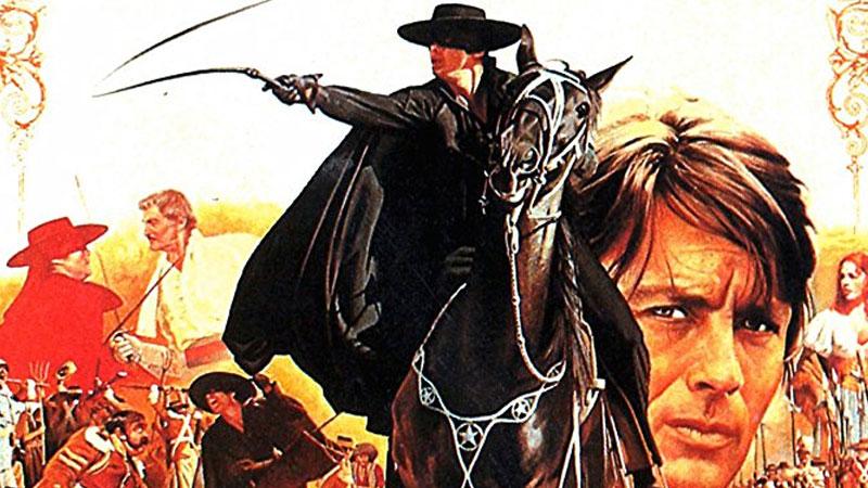 Still image from: Zorro