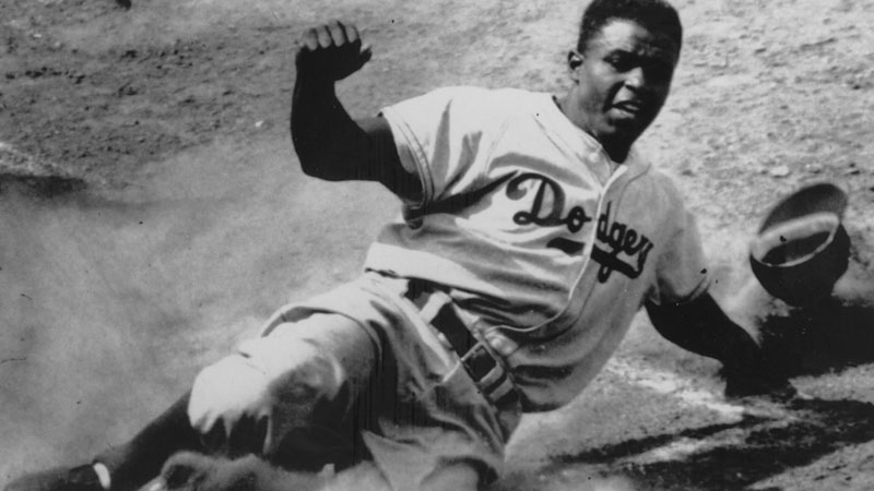 Still image from: African-American Heroes of Sport