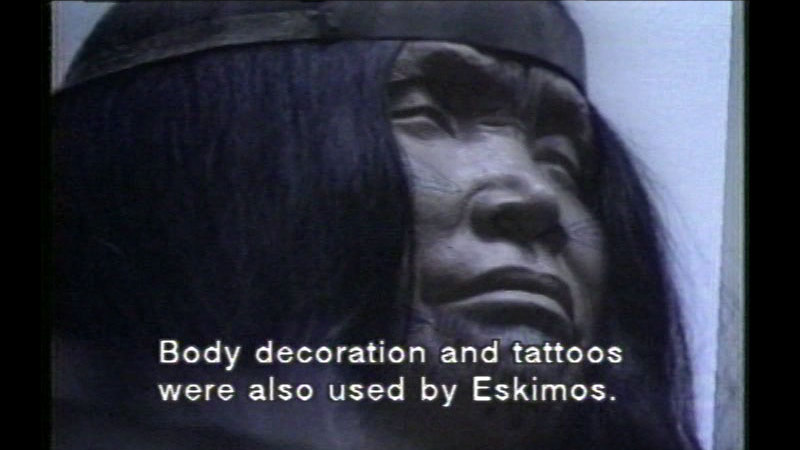 Still image from The Arts of the Eskimo: An Arctic Adventure