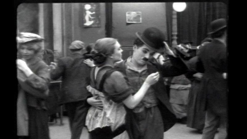 Still image from: Charlie Chaplin Shorts, Volume 5