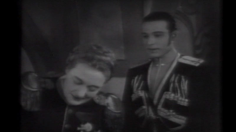 Still image from: The Eagle
